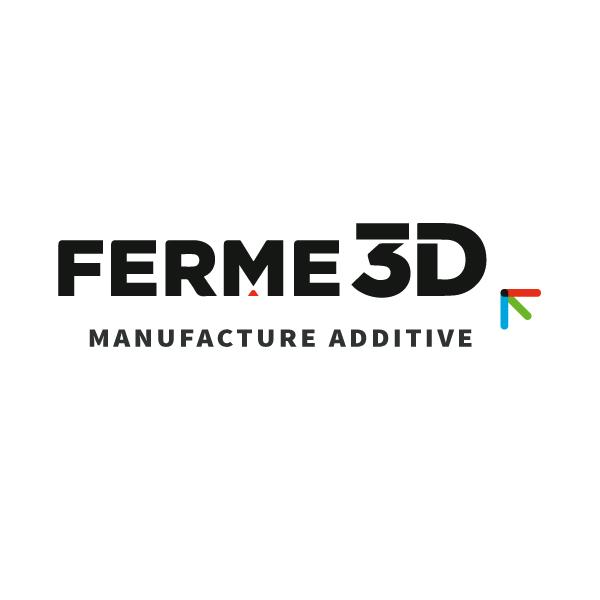 logo graphiste alpilles camargue ferme 3d